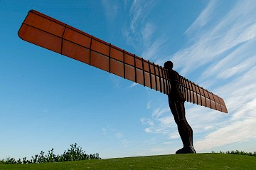 The Angel of the North, Tyne and Wear